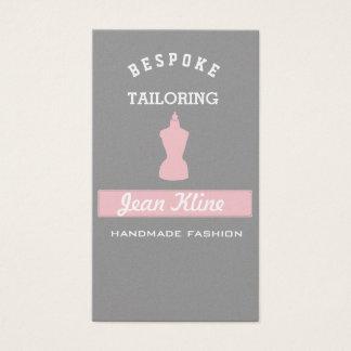 ハンドメイドのファッションのブティックを予約しました 名刺