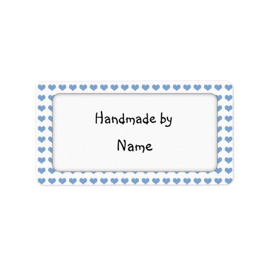 ハンドメイドの-カスタマイズ可能なラベル 宛名ラベル