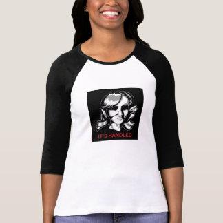 ハンドルのYoビジネス Tシャツ