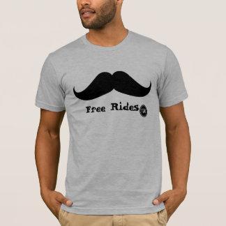 ハンドルバーの髭 Tシャツ