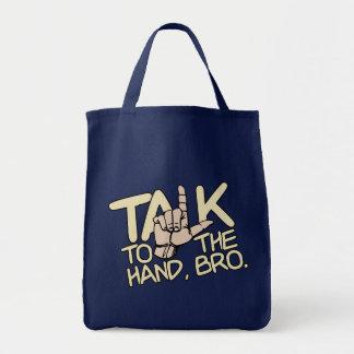 ハンド・バッグへの話-スタイル、色を選んで下さい トートバッグ