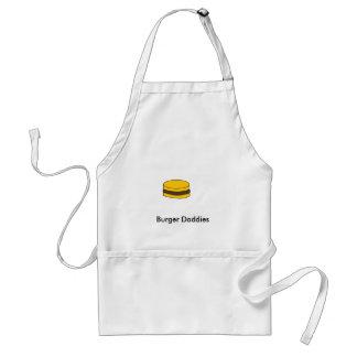 ハンバーガーのお父さん スタンダードエプロン