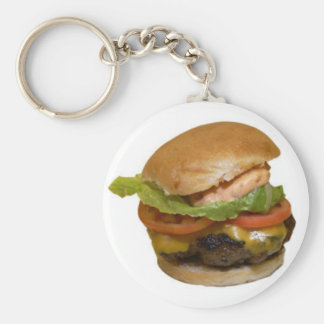 ハンバーガーのキーホルダー キーホルダー