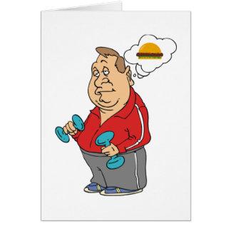 ハンバーガーカード カード