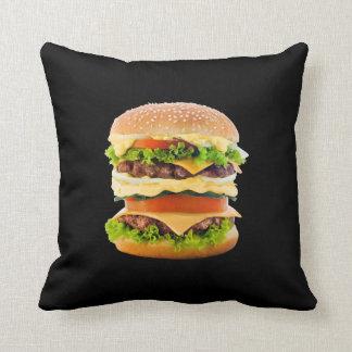 ハンバーガー クッション