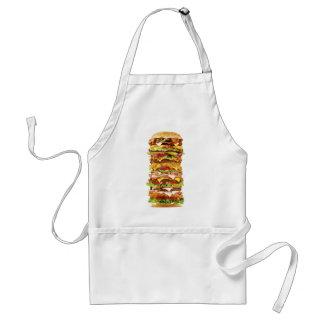 ハンバーガー スタンダードエプロン