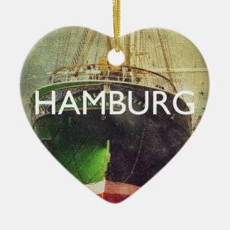 ハンブルク セラミックオーナメント