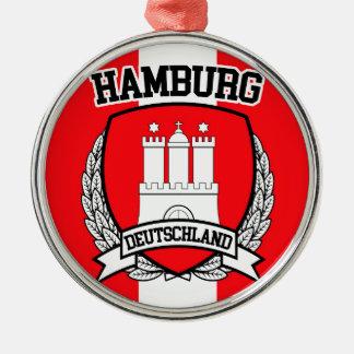 ハンブルク メタルオーナメント
