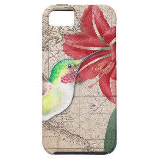 ハンマーの地図のammaryllis II iPhone SE/5/5s ケース