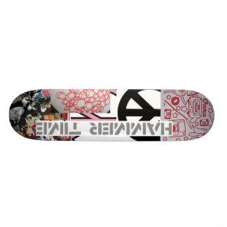 ハンマーの時間平和板 スケートボード