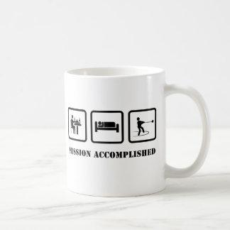 ハンマー投げ コーヒーマグカップ