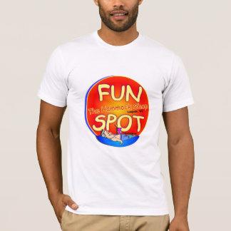 ハンモックの店のおもしろいの点 Tシャツ