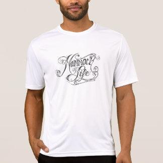 ハンモックの生命 Tシャツ