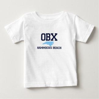 ハンモック浜 ベビーTシャツ