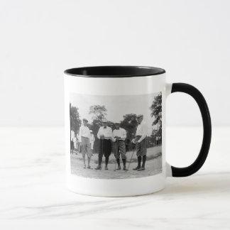 ハーディングGolf Foursomeの20年代大統領 マグカップ