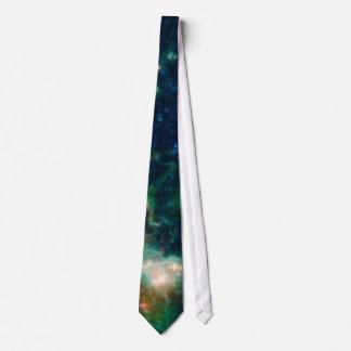 ハートおよび精神の星雲 ネクタイ