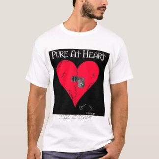ハートで純粋 Tシャツ