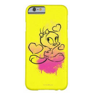 ハートとのTWEETY™ BARELY THERE iPhone 6 ケース
