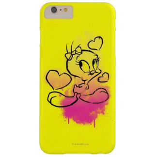 ハートとのTWEETY™ BARELY THERE iPhone 6 PLUS ケース