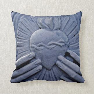 ハートのアメリカ人のMoJoの神聖な枕 クッション