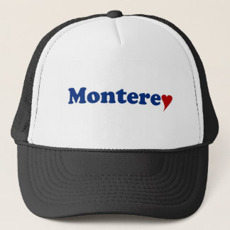 ハートのモンテレー キャップ