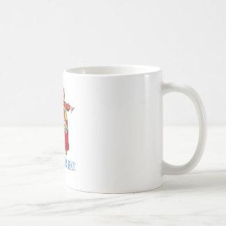 """ハートの女王は、""""彼女の頭部と言います! """" コーヒーマグカップ"""