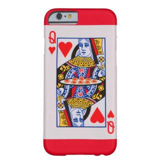 ハートの女王 BARELY THERE iPhone 6 ケース