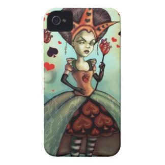 ハートの女王 Case-Mate iPhone 4 ケース