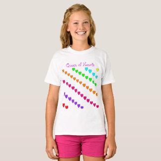 ハートの女王 Tシャツ