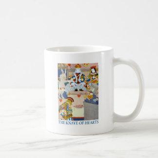 ハートの悪党の試験 コーヒーマグカップ
