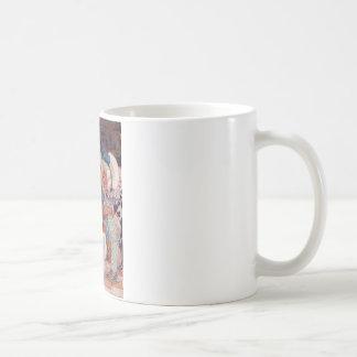 ハートの王そして女王は調理師に質問します コーヒーマグカップ