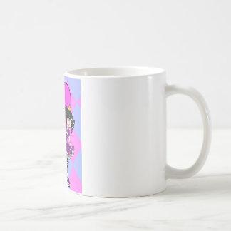 ハートの若い女王 コーヒーマグカップ