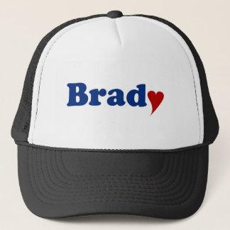 ハートのBrady キャップ