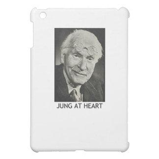 ハートのJung iPad Miniカバー