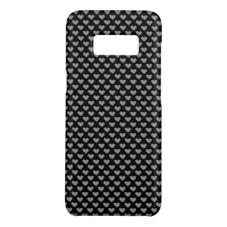 ハートのPattenの白黒箱 Case-Mate Samsung Galaxy S8ケース
