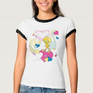 ハートのTweety Tシャツ