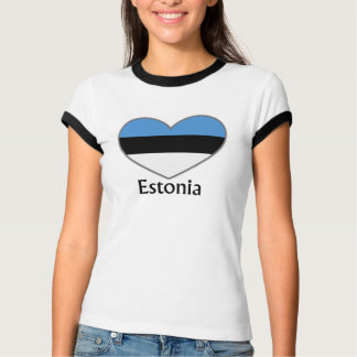 ハートエストニア Tシャツ