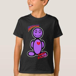 ハートブレーカー(ロゴと) Tシャツ