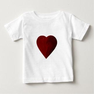 ハート私の赤ん坊! ベビーTシャツ