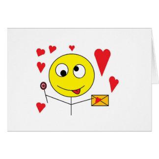 ハート カード