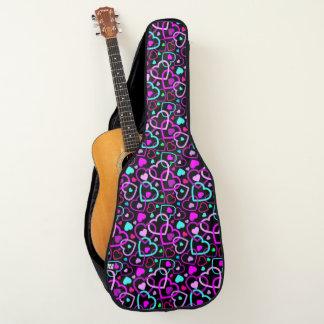 ハート ギターケース
