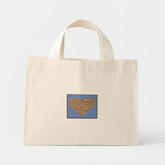 ハート ミニトートバッグ