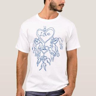 ハートDreamcatcher Tシャツ