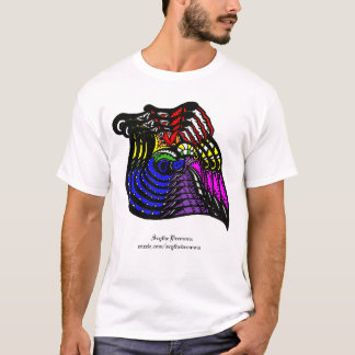 ハートT (ゲイプライド)、ハートT (ゲイプライド)、ハート… Tシャツ
