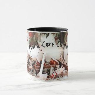 ハードコアのキャンピングカーのコーヒー・マグ マグカップ