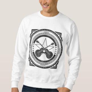 ハードロックのヴィンテージのギターのワイシャツ スウェットシャツ