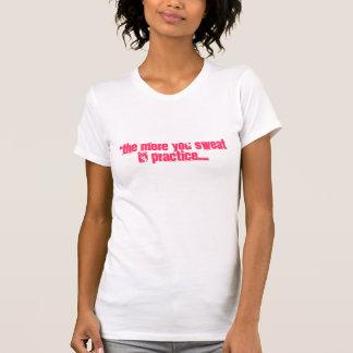 ハードワークのTシャツ(女の子) Tシャツ