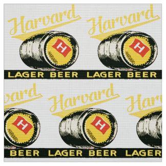 ハーバードラガービール ファブリック