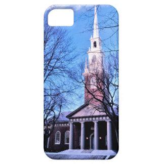 ハーバード記念物のチャペル iPhone SE/5/5s ケース