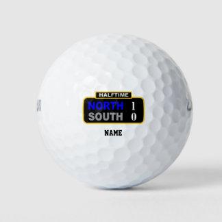 ハーフタイム ゴルフボール